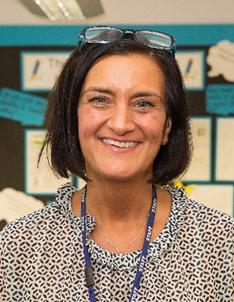 Clare Dyson       Head of School