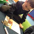 Yakoub adding sea creature legs