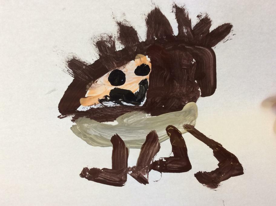 Reuben's hedgehog