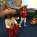 A Mexican dance.
