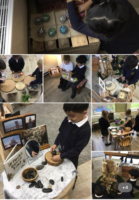 Outstanding provision across school