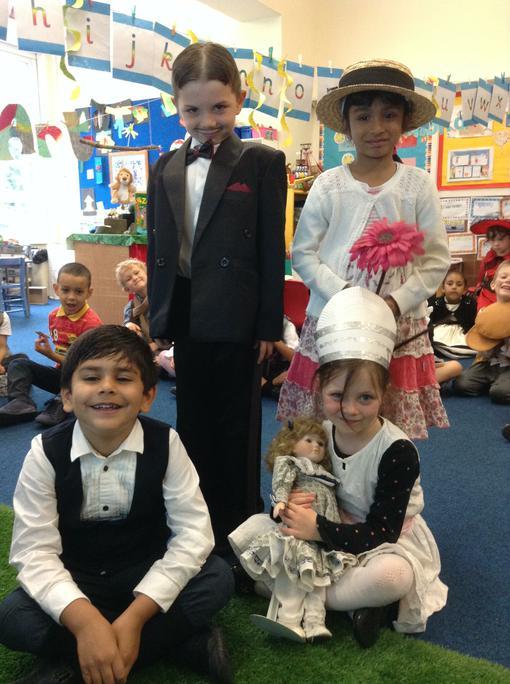 Master Cooke Lady Zara & victorian children!