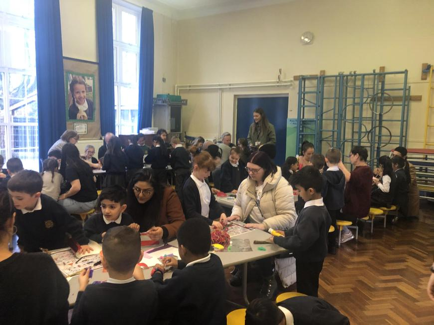 Year 1 parent reading workshop