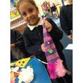 Jaya's stick Mermaid