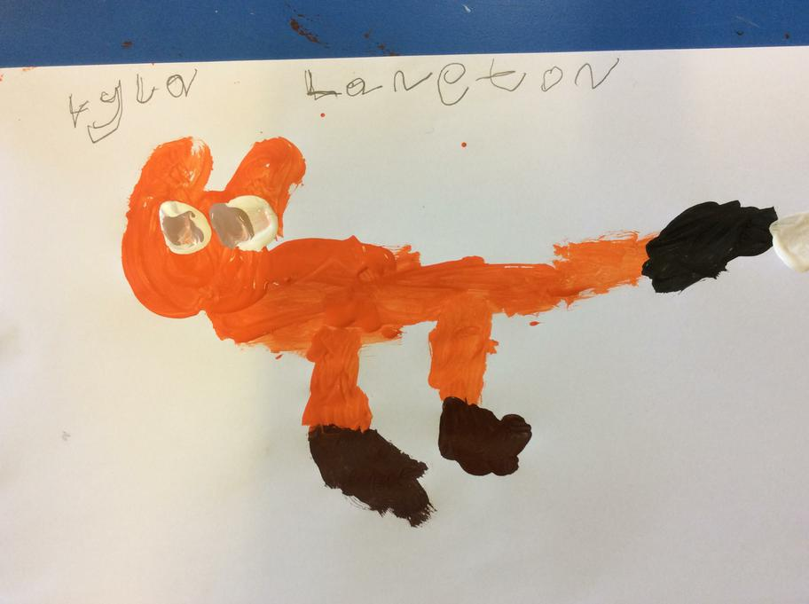 Lyla's fox