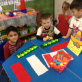 Repeating patterns using maracas