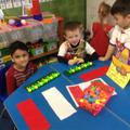 Repeating patterns using maracas