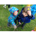 Look at Jack and Lucas' Stick creatures