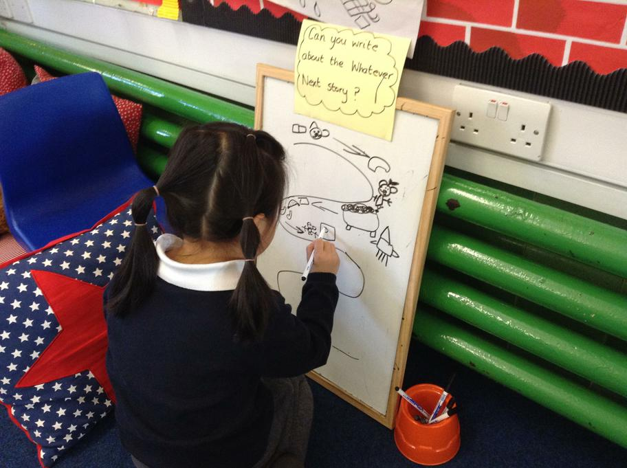 Creating a story map