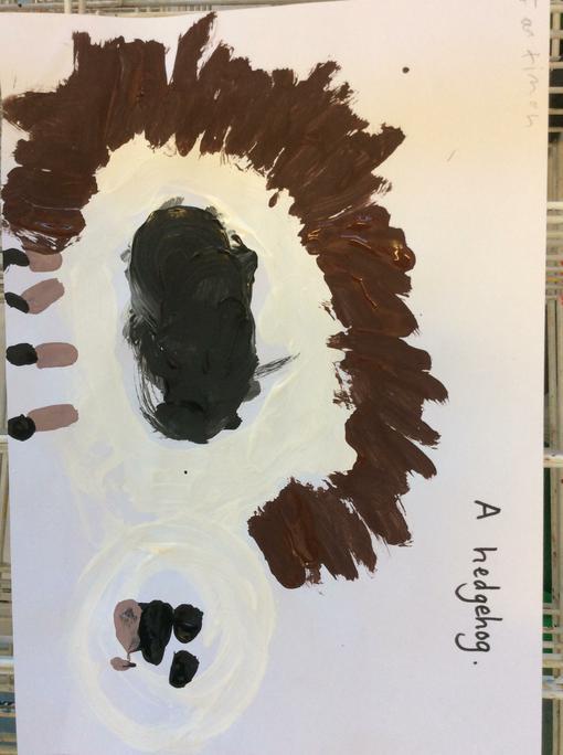 Faatimah's hedgehog