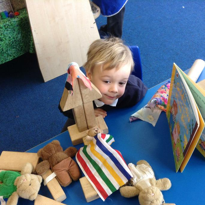 Constructing beds and houses