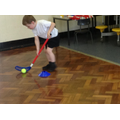 Using sticks in PE