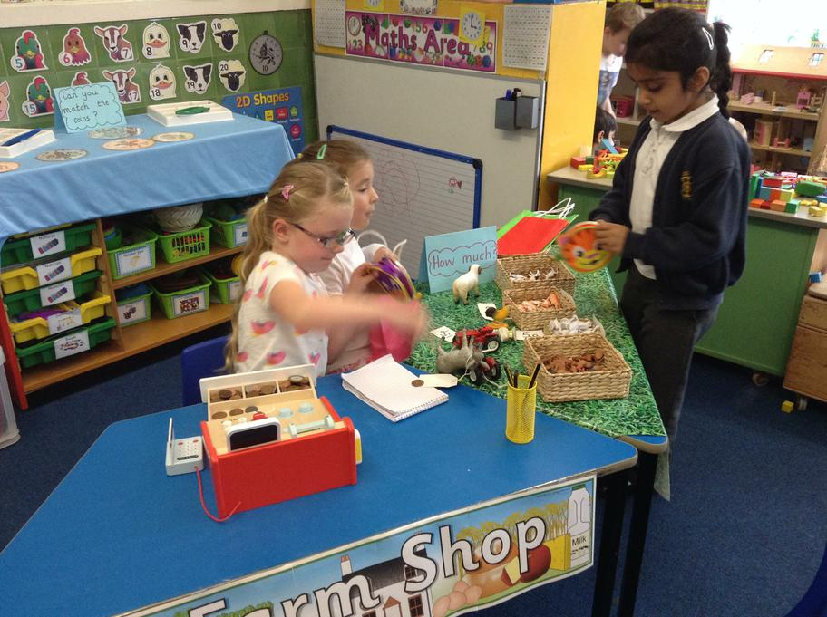 What can you buy from the Farm Shop?