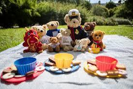 Can you have a teddy bear's picnic?