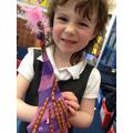Nicole's Stick Princess