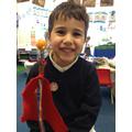 Yakoub's Seperhero Stick