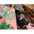 Look at our models of the Leaning Tower of Pisa!