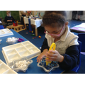 super concentration sorting the Winter objects