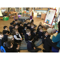 Mystery readers and poet Matt Goodfellow