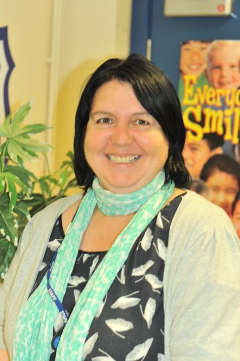 Miss J Birchall: Lunchtime Supervisor