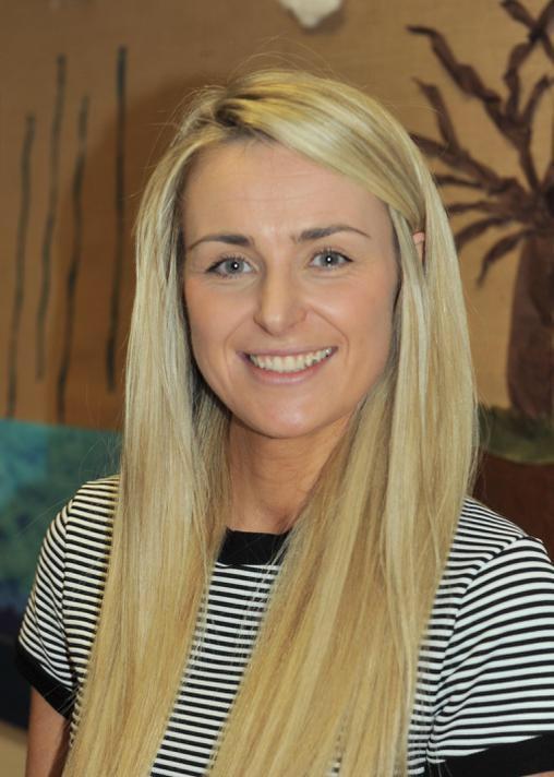 Miss K McGing (Y2 teacher, Assistant Headteacher & Deputy Safeguarding Lead)