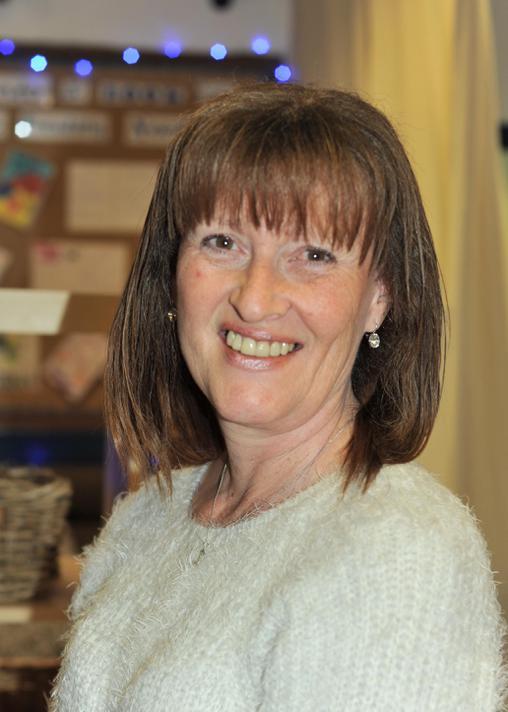 Mrs J McCormick: LSA, Cleaner & Playworker