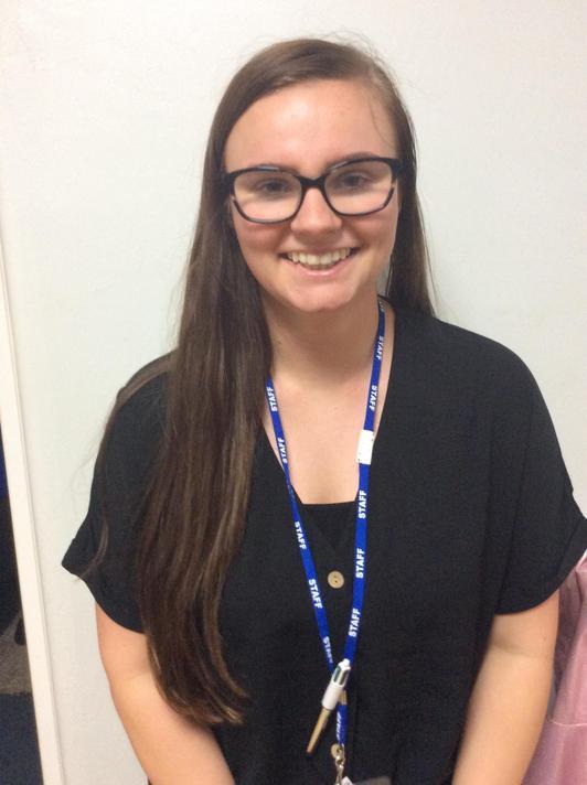 Mrs E Sanderson - Y3 teacher & MFL lead
