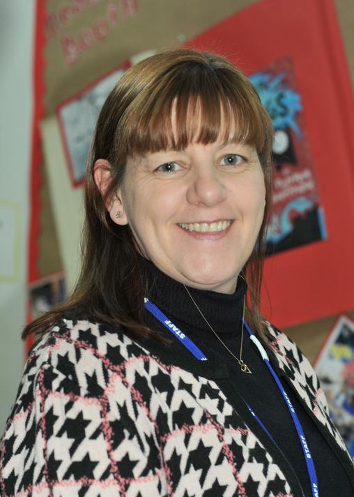 Mrs D Rogers: EYFS Key Worker & LSA
