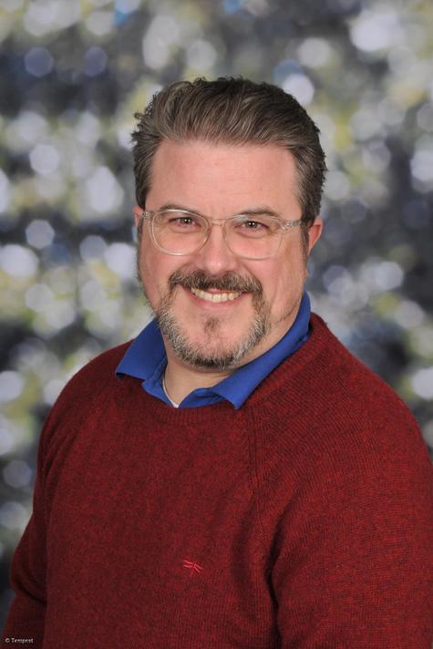 Mr A Harbottle - EY teacher & Science Lead (TLR)