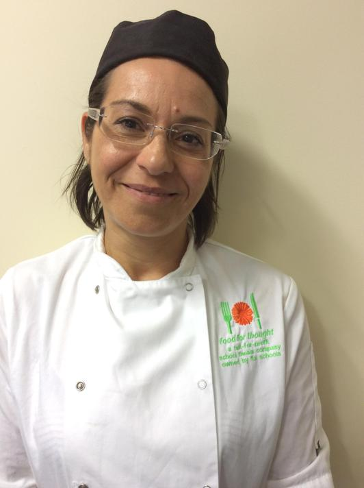 Miss G Colombrita: Assistant Chef