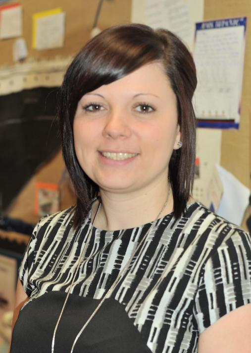 Miss K Ainsworth - Y5 teacher & Inclusion Lead (SLT)