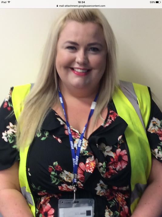 Miss L Lawlor: Lunchtime Supervisor