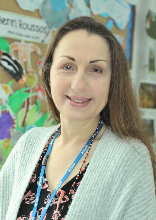 Mrs J Owens: Y6 Teaching assistant