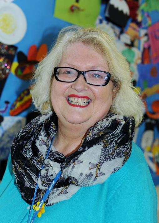 Mrs T Scarisbrick: LSA and Cleaner