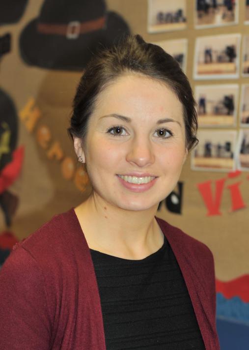 Mrs L Davison (Y5 teacher, Assistant Headteacher & Assessment Lead)