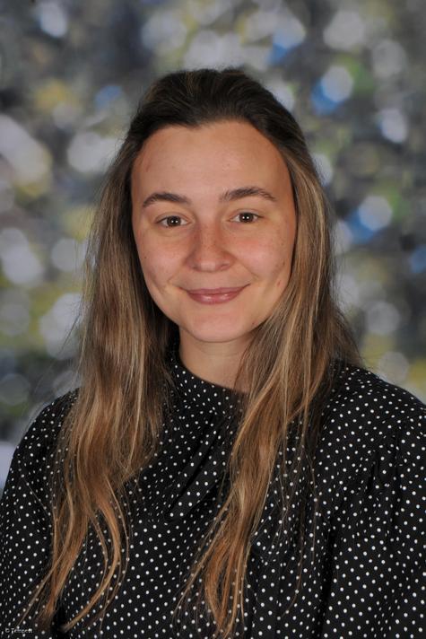 Miss V Brown: Y2 Class Teacher (September 2021)