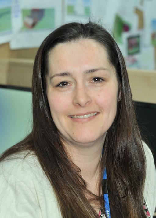 Miss C Christie: Y1 Teaching assistant