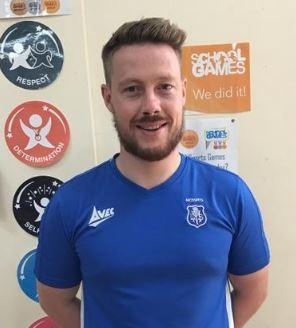 Mr S Kelly: PE Coach and Sports Enrichment lead