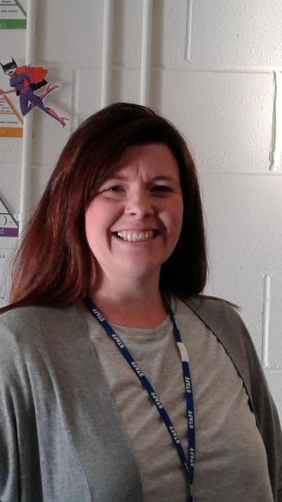 Mrs E Tully: 1:1 Learning support assistant