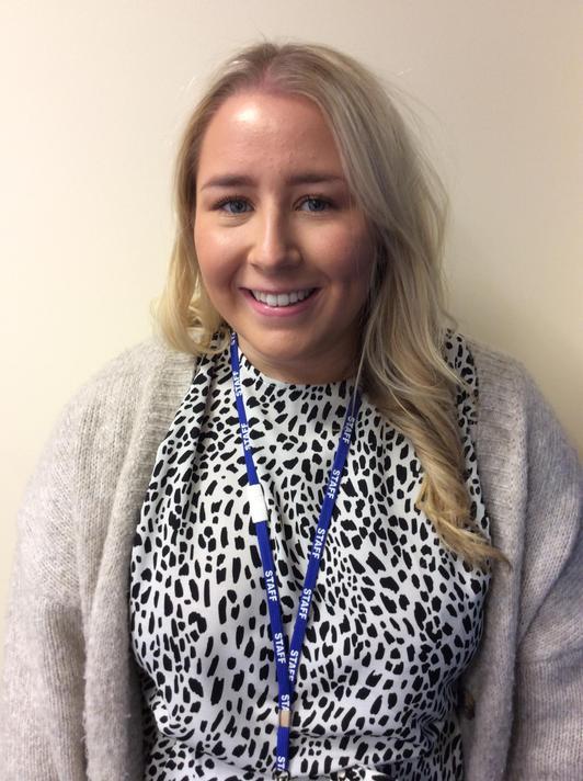 Miss A Underwood - Y5 teacher & Geography lead