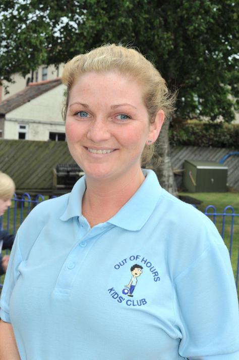 Miss C Staunton: Cleaning staff & Deputy Playworker