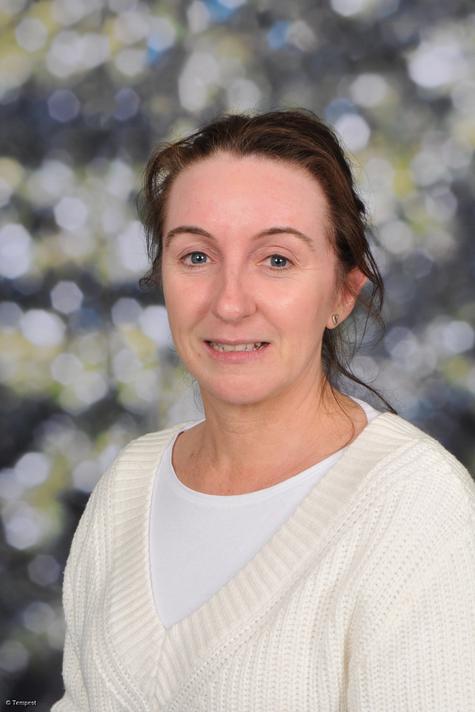Mrs K Johnson: Y2 teacher & RE Lead