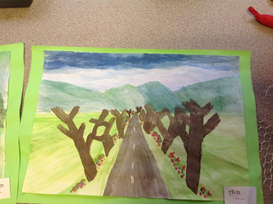 Year 4 Landscapes
