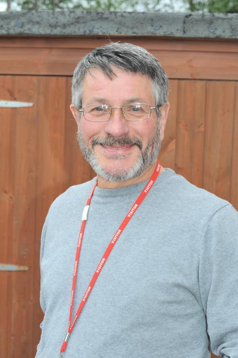 Mr B Kilbride: Lunchtime Supervisor
