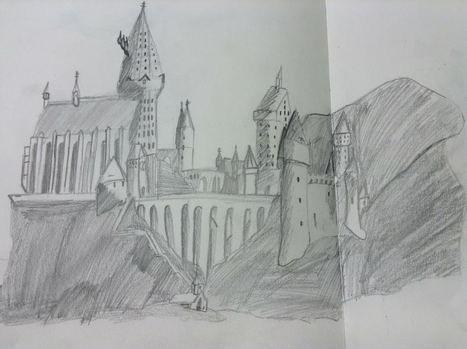 Year 6 Sketch