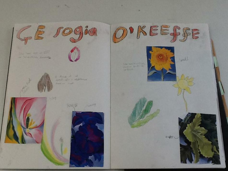 Year 3 Artist Research