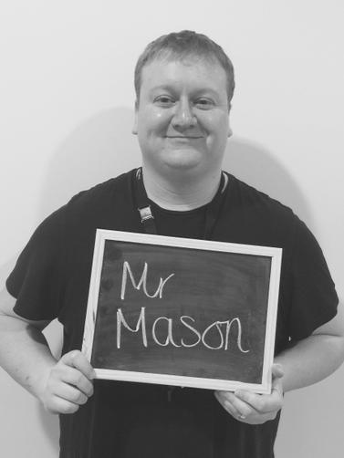 Mr Mason         Teacher - 5M