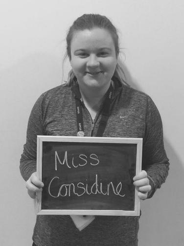 Miss Considine - 6C Class Teacher