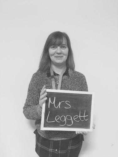 Mrs Leggett - 6M Teaching Assistant