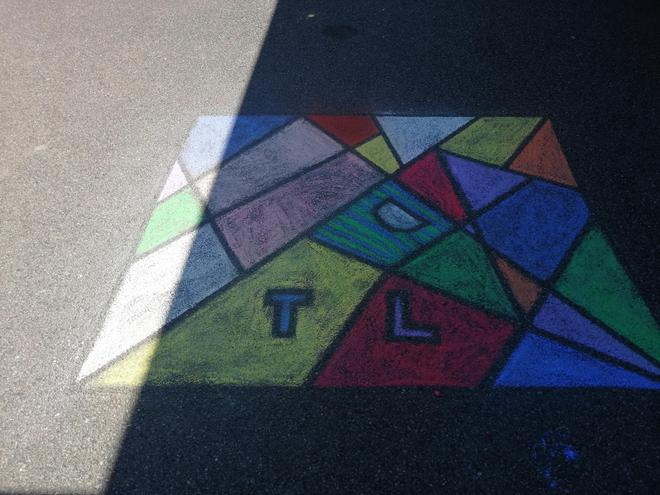 Lucas and Taylor's art